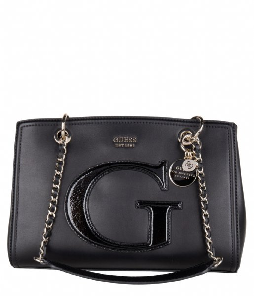 Guess Chrissy Sac Bandouliere Black
