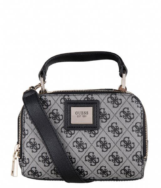 Guess Candace Mini Crossbody Zwart