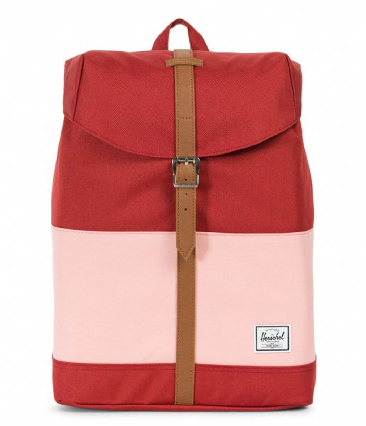 Mid Red Post CoThe Volume Brick Supply Peach01999Herschel 8kZ0NXnPwO