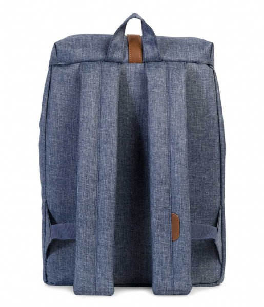 Chambray Supply Post Volume Mid Dark Crosshatch01570Herschel Co CdxWeoQBr