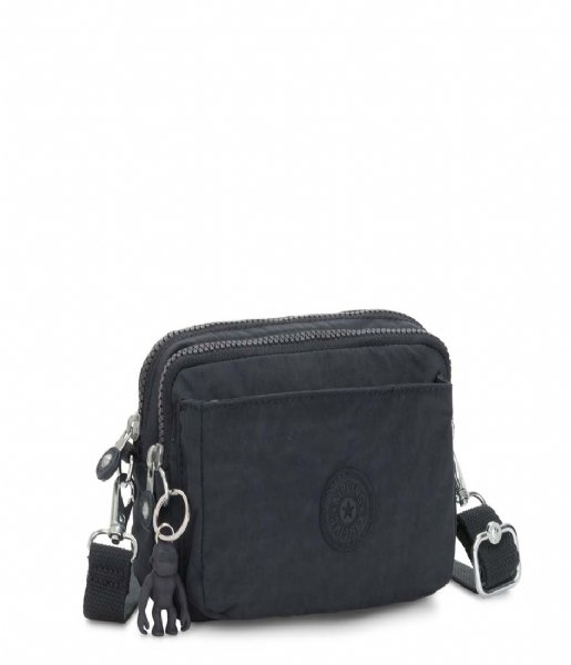 Kipling Abanu Multi Small Crossbody Blauw
