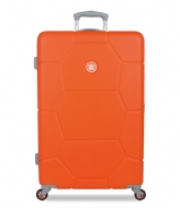 SUITSUIT Caretta Suitcase 24 inch Spinner popsicle orange (12454)
