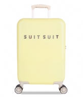 SUITSUIT Suitcase Fabulous Fifties 20 inch Spinner mango cream (12205)